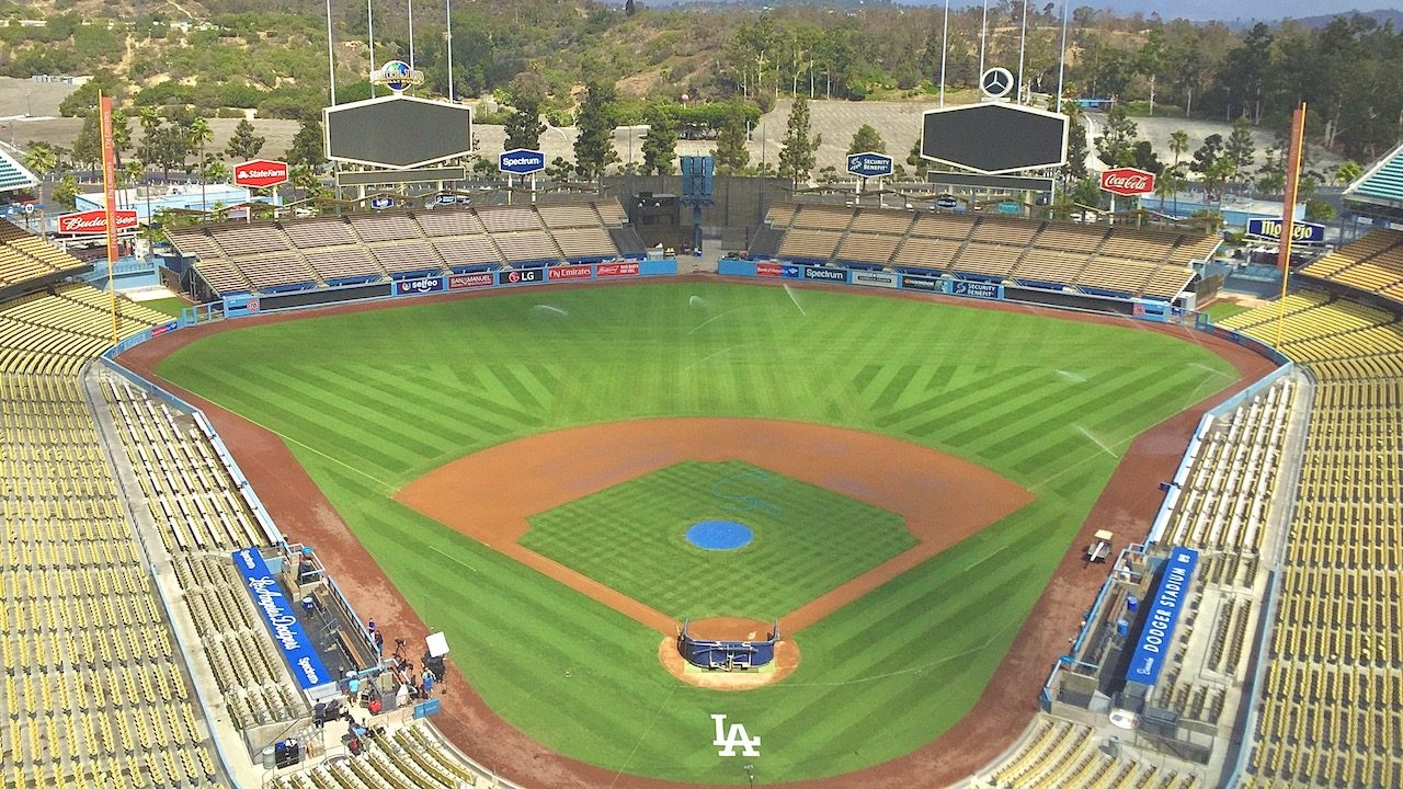 Ballparks Silent